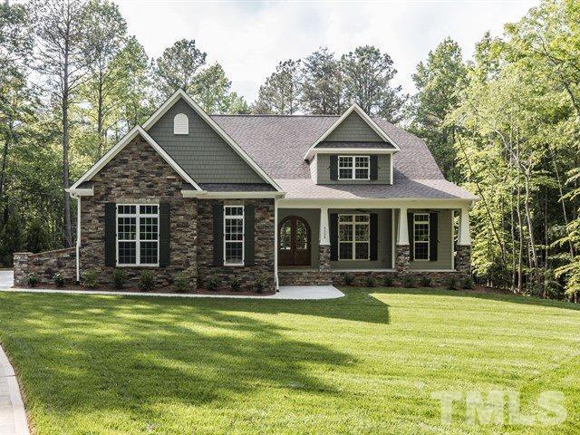 5339 Lucas Farm Lane (Lot 5), Chapel Hill, NC 27516