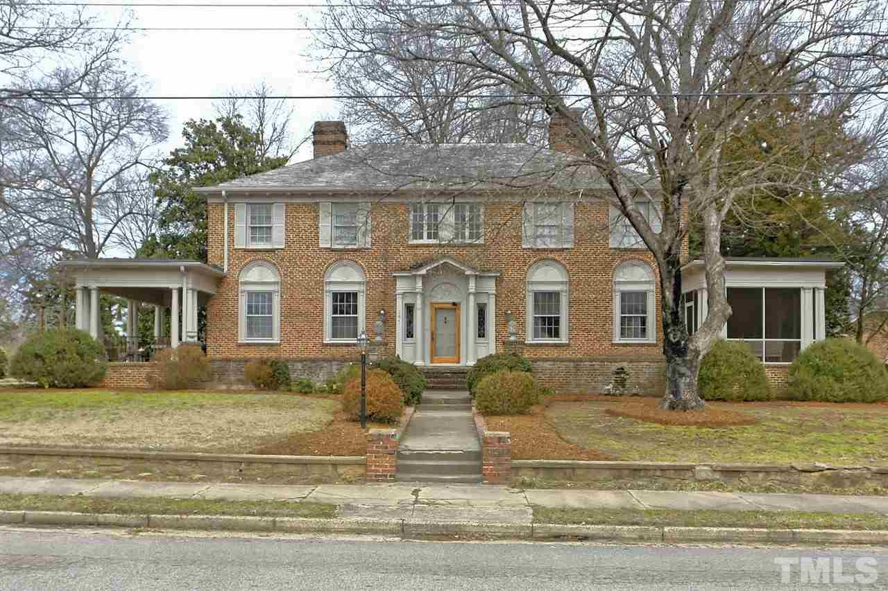 Property for sale at 204 Church Street, Warrenton,  NC 27589