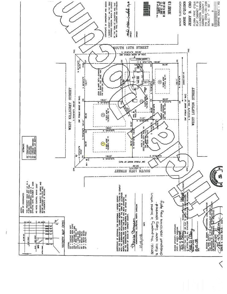 502 W Lofton Road Lillington, NC 27546 2066213