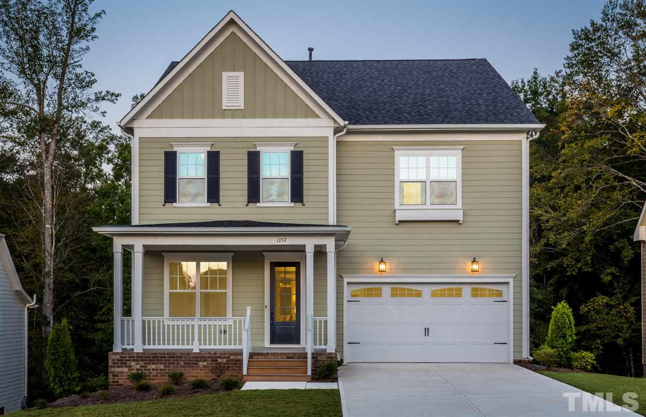 Property for sale at 1157 Woodland Grove Way Unit TRAGR - 245, Wake Forest,  NC 27587