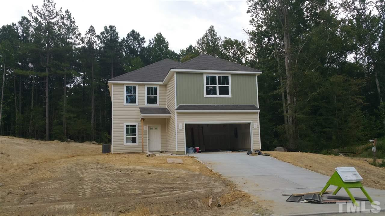 114 Richmond Run (Lot 124), Stem, NC 27581