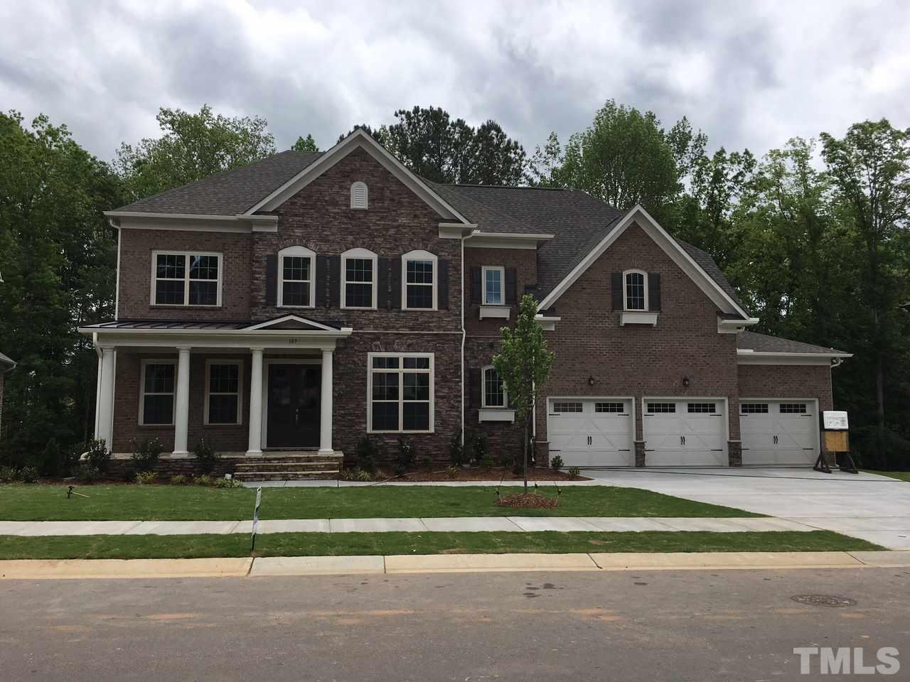 109 Canterwood Drive, Holly Springs, NC 27540