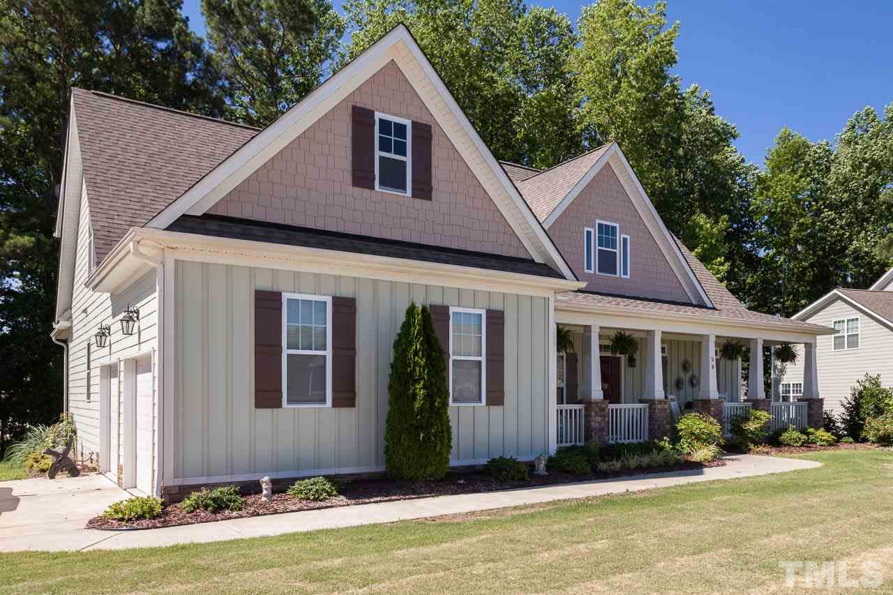 Property for sale at 59 Old York Circle, Clayton,  NC 27527