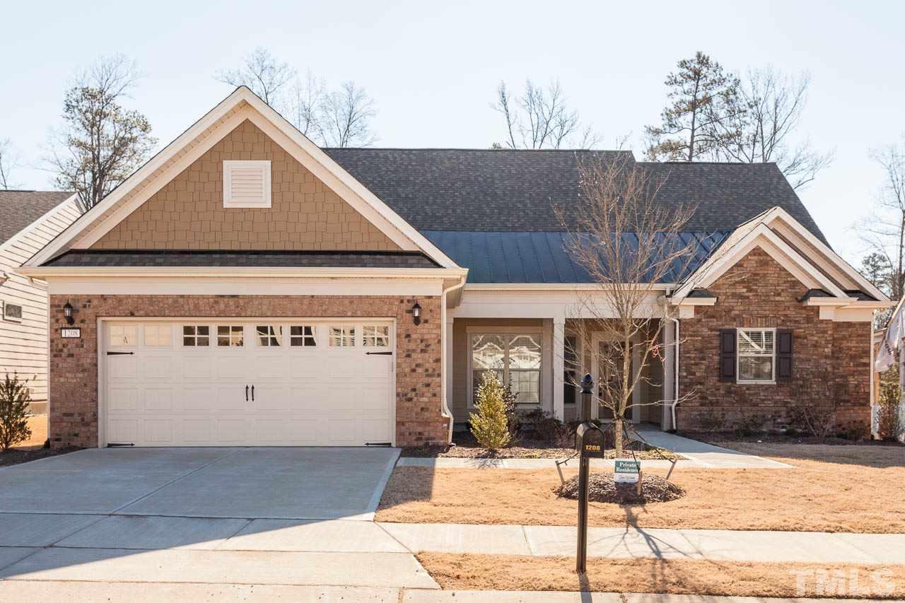 Property for sale at 1208 Horne Creek Drive, Durham,  NC 27703