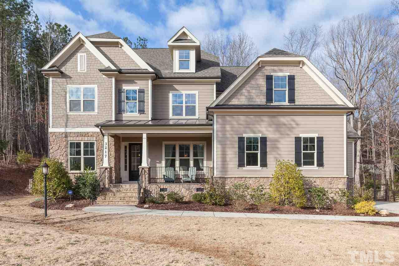 Property for sale at 3217 Bryant Falls Court, Raleigh,  NC 27613