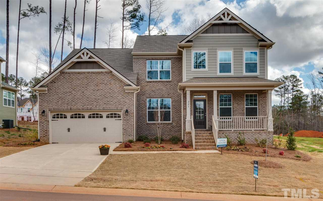 225 Oakenshaw Drive, Holly Springs, NC 27540