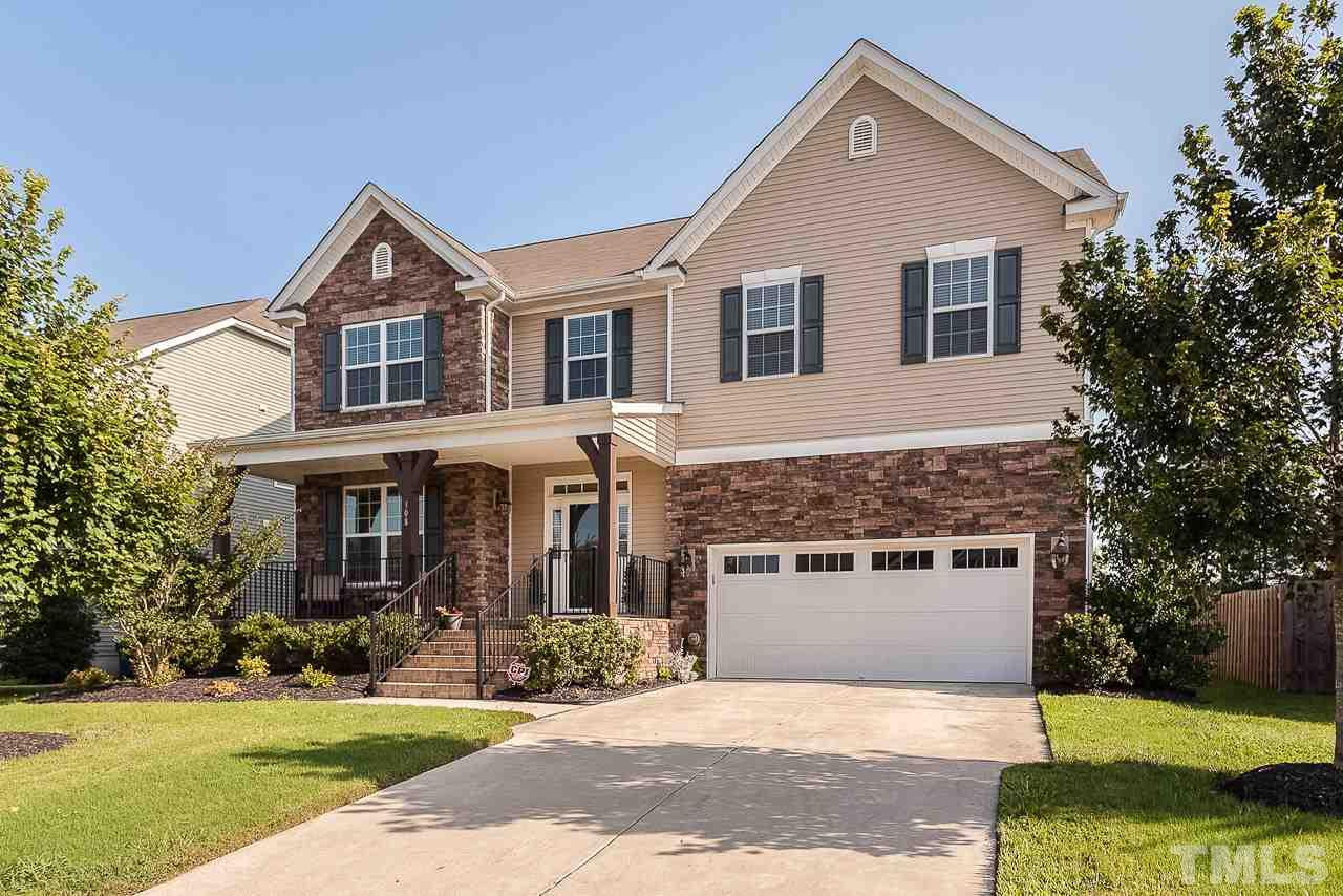 Property for sale at 308 Holly Blossom Drive, Durham,  NC 27703