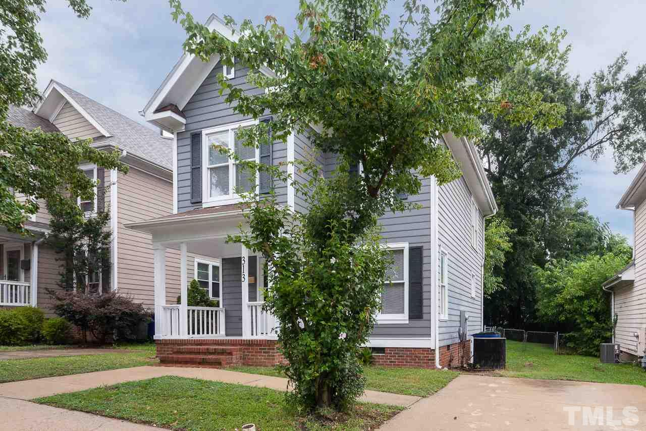 Property for sale at 313 Worth Street, Raleigh,  NC 27601