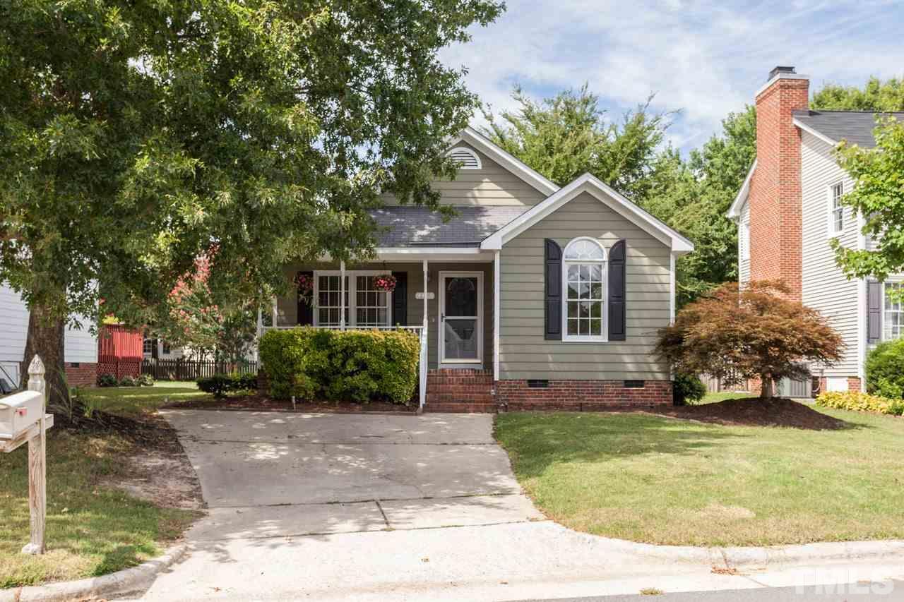 Property for sale at 4405 Bartholomew Circle, Raleigh,  NC 27604