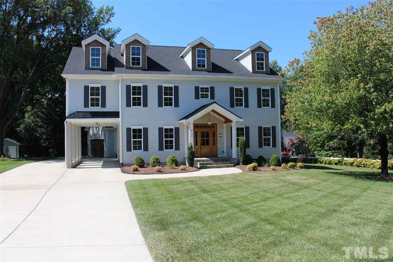 741 Shelley Road, Raleigh, NC 27609
