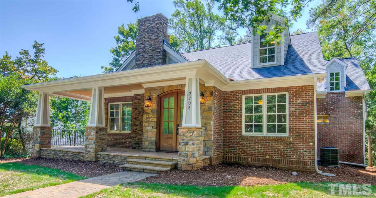 Property for sale at 2705 Hazelwood Drive, Raleigh,  NC 27608