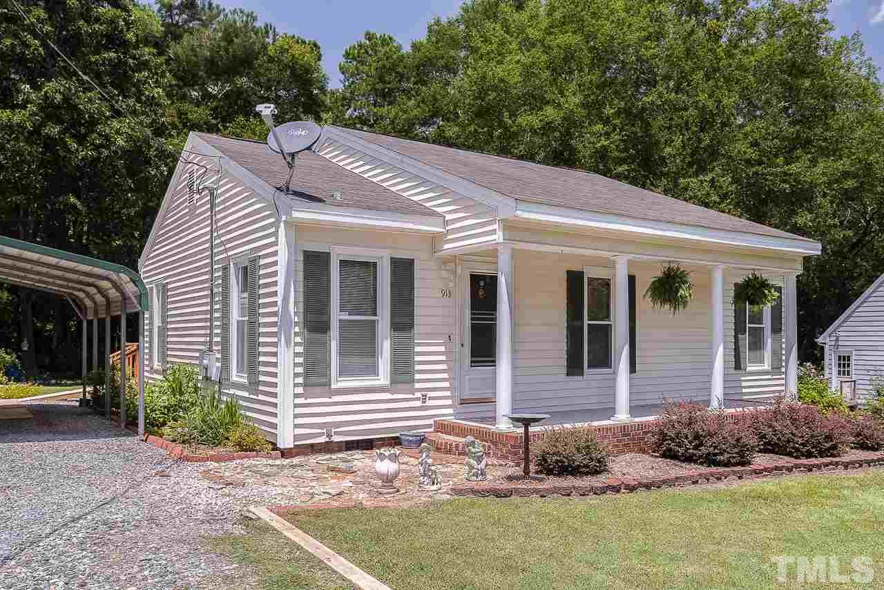 Property for sale at 913 Ransdell Road, Fuquay Varina,  NC 27526