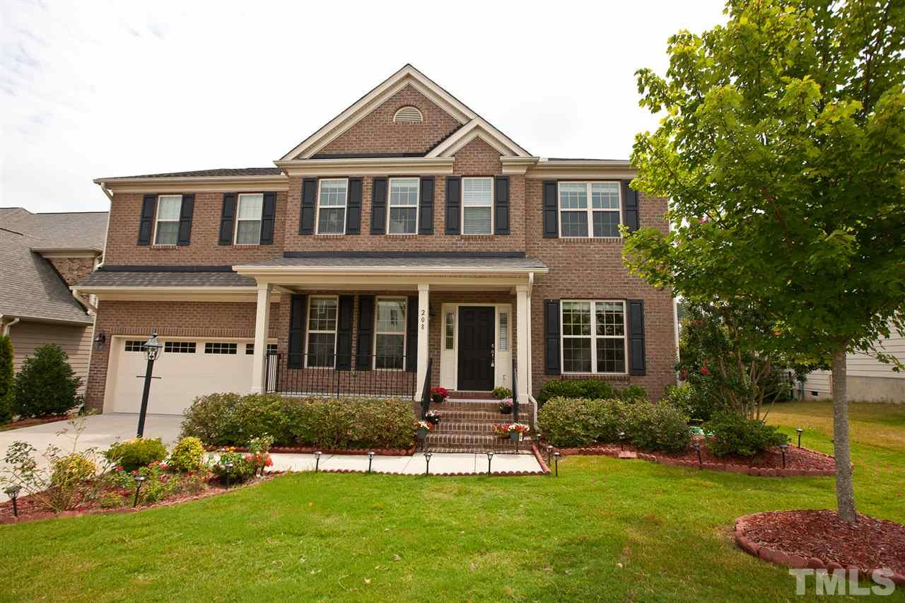 208 Clear River Place, Cary, NC 27519