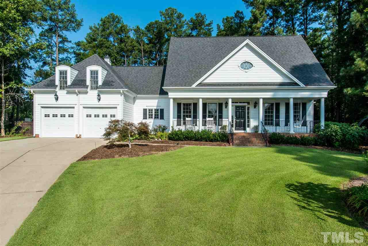 100 DANAGHER COURT, HOLLY SPRINGS, NC 27540
