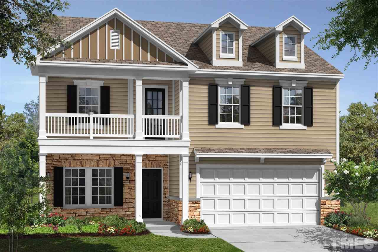 Photo of home for sale at 204 Foxborough Lane, Durham NC