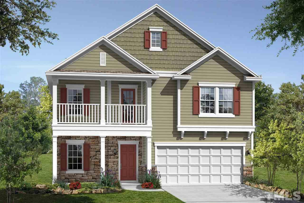 Photo of home for sale at 207 Foxborough Lane, Durham NC