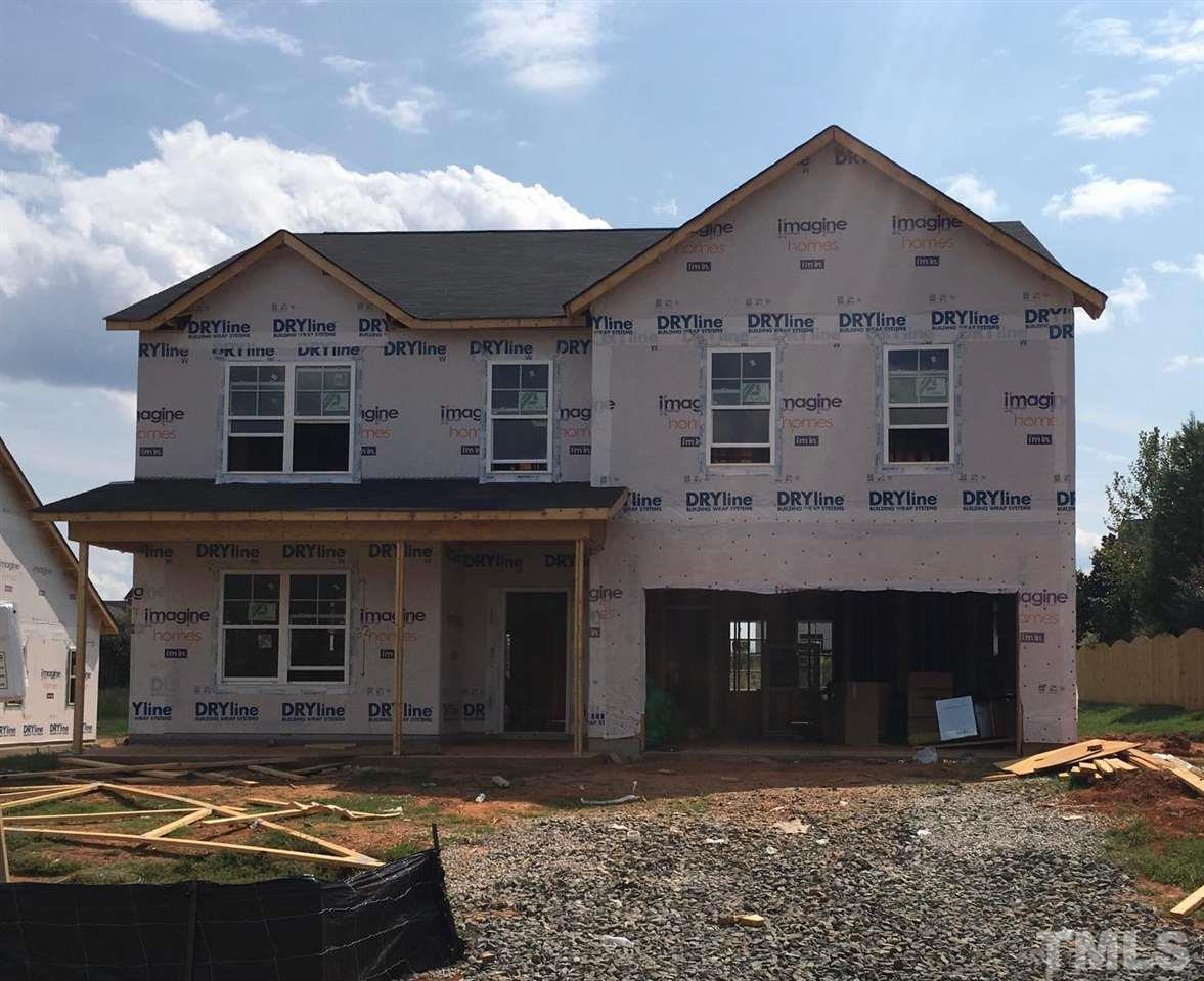 Photo of home for sale at 60 Leaf Springs Way, Youngsville NC