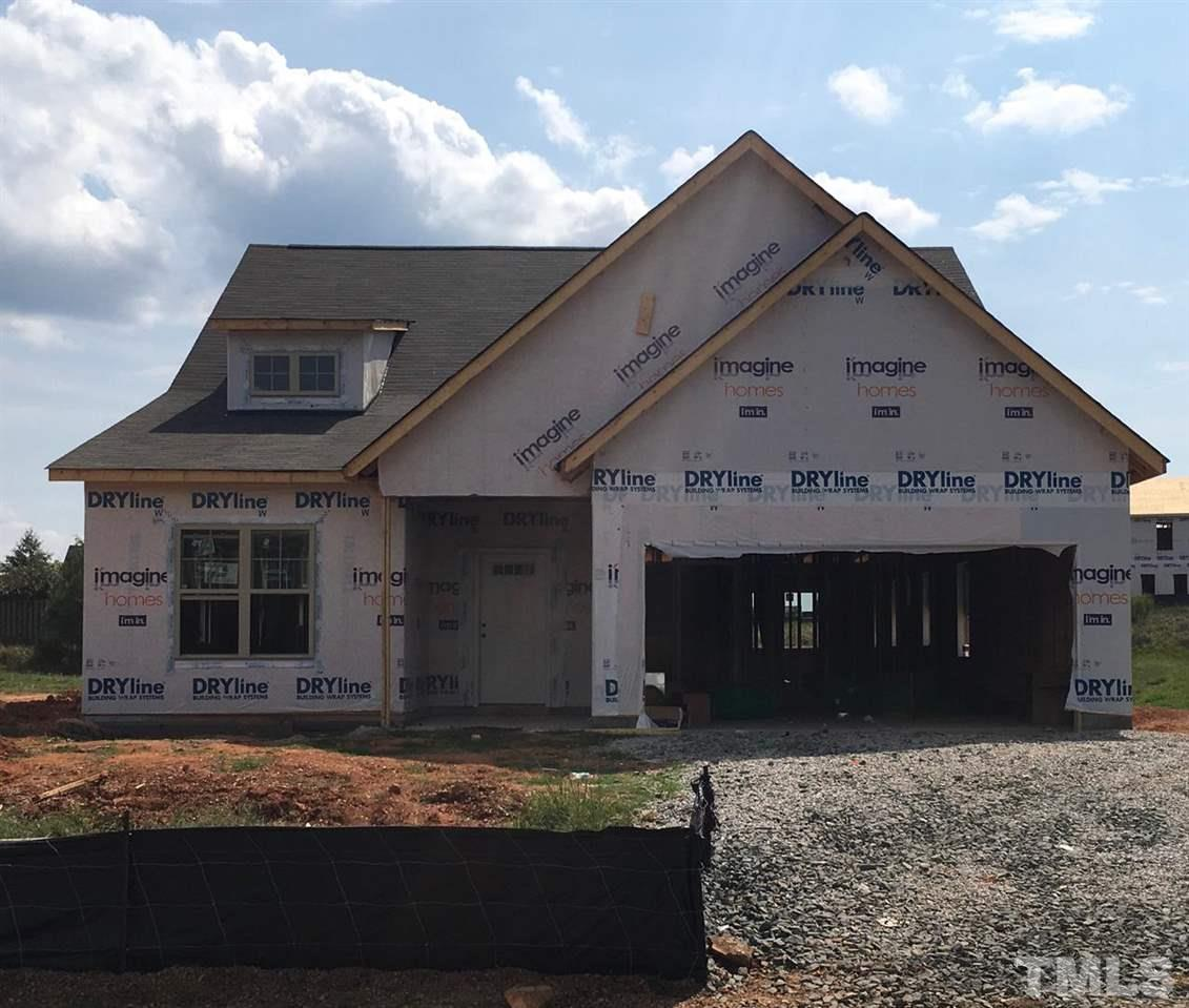 Photo of home for sale at 70 Leaf Springs Way, Youngsville NC