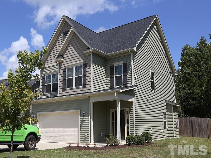 Photo of home for sale at 69 Arbor Loop, Angier NC