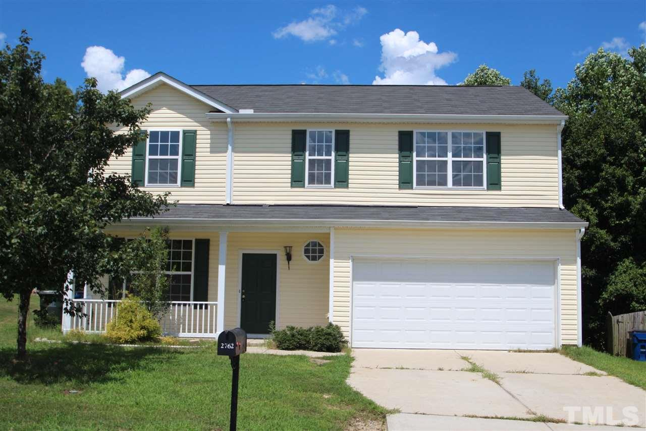 Photo of home for sale at 2762 Windchase Drive, Raleigh NC