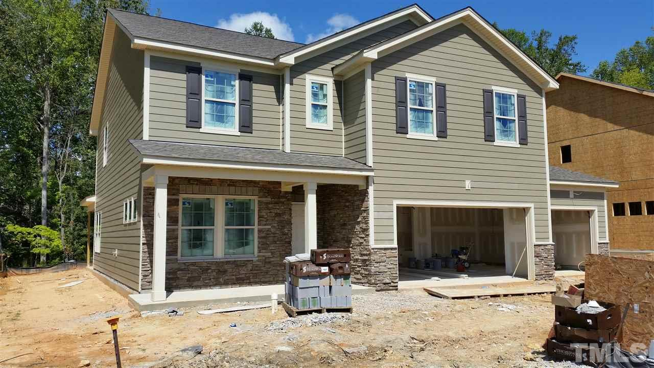 Photo of home for sale at 288 Heathwood Drive, Clayton NC
