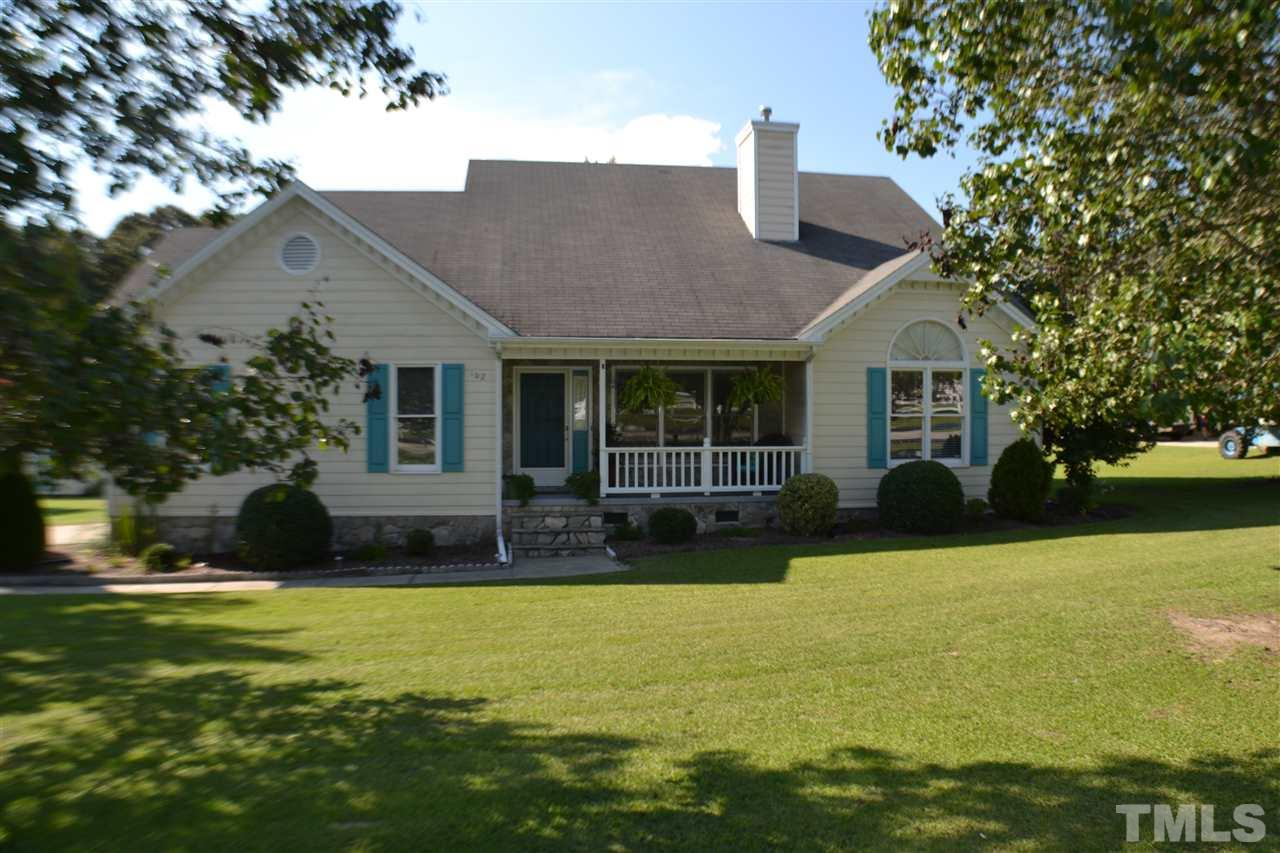 Photo of home for sale at 102 Pine Needle Drive, Angier NC