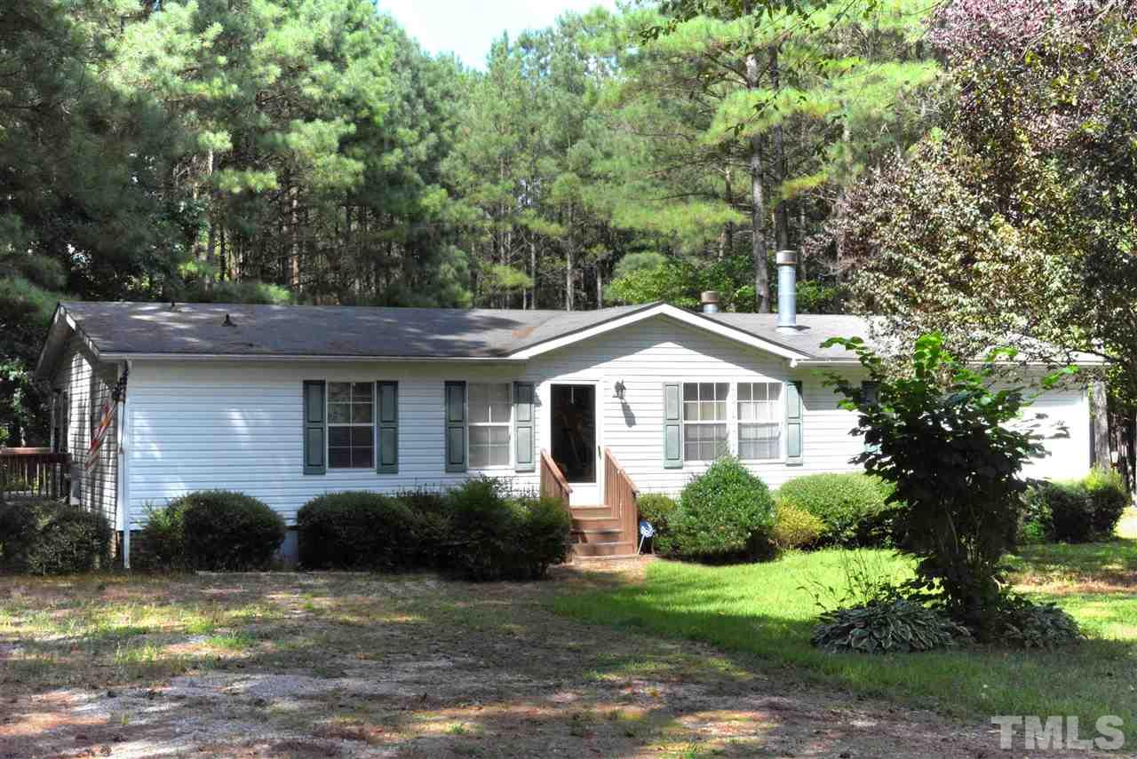 Photo of home for sale at 85 Whitney Drive, Louisburg NC
