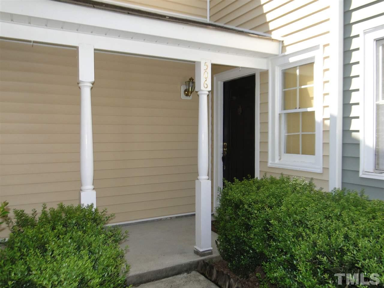 Photo of home for sale at 506 Darby Glen Lane, Durham NC