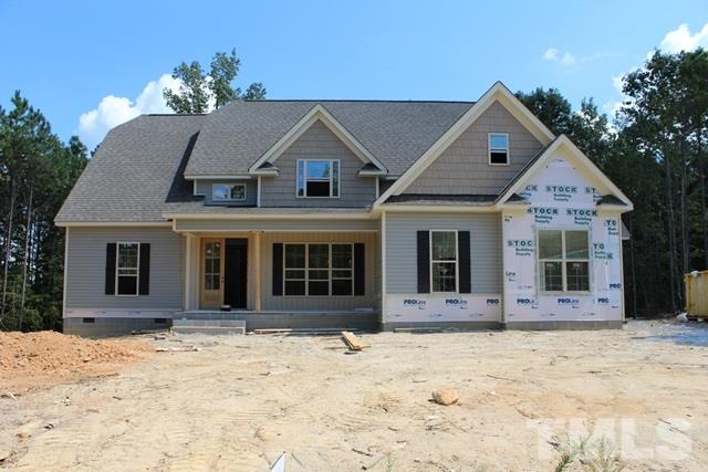 Photo of home for sale at 70 Ballentrae Lane, Youngsville NC