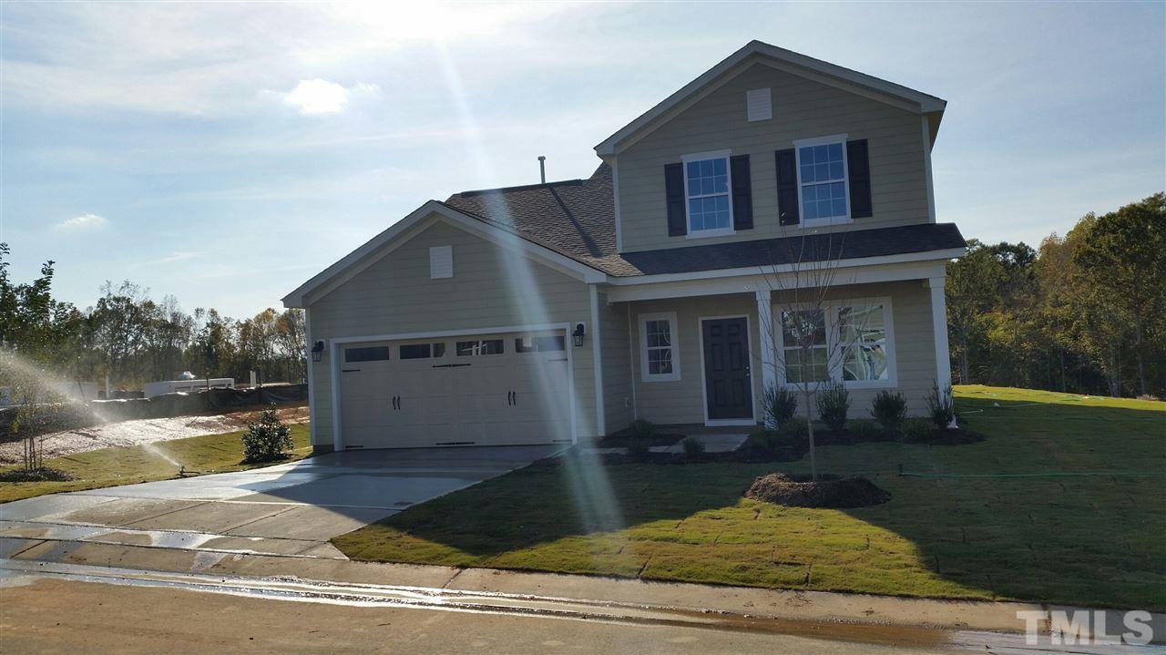 Photo of home for sale at 26 Chinaberry Drive, Clayton NC