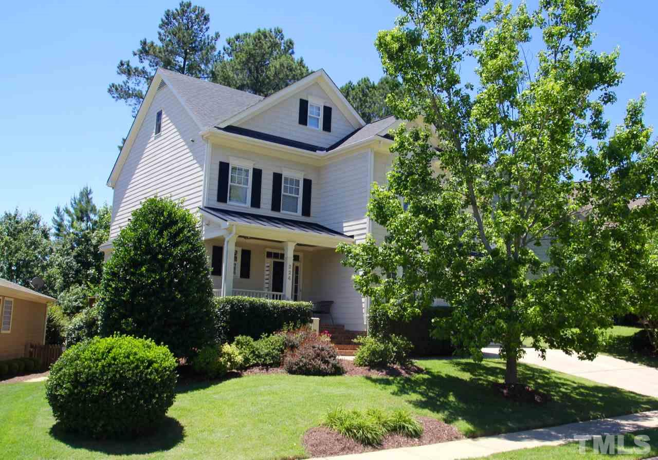 Photo of home for sale at 224 Candia Lane, Cary NC