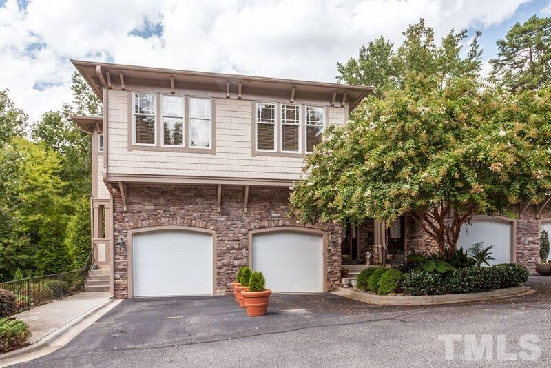 Photo of home for sale at 4511 Crab Creek Drive, Raleigh NC