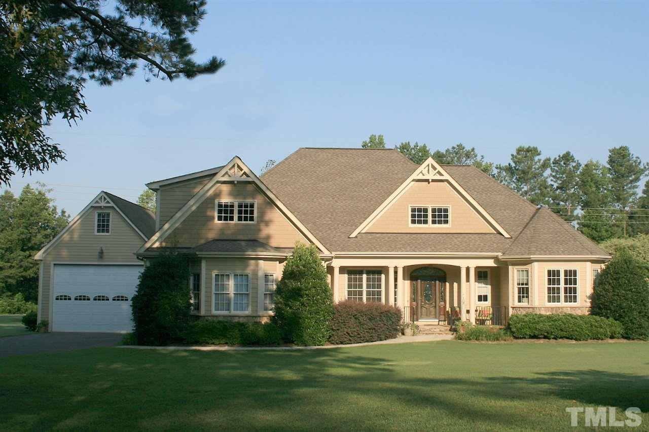 Photo of home for sale at 29 Donald Drive, Pittsboro NC