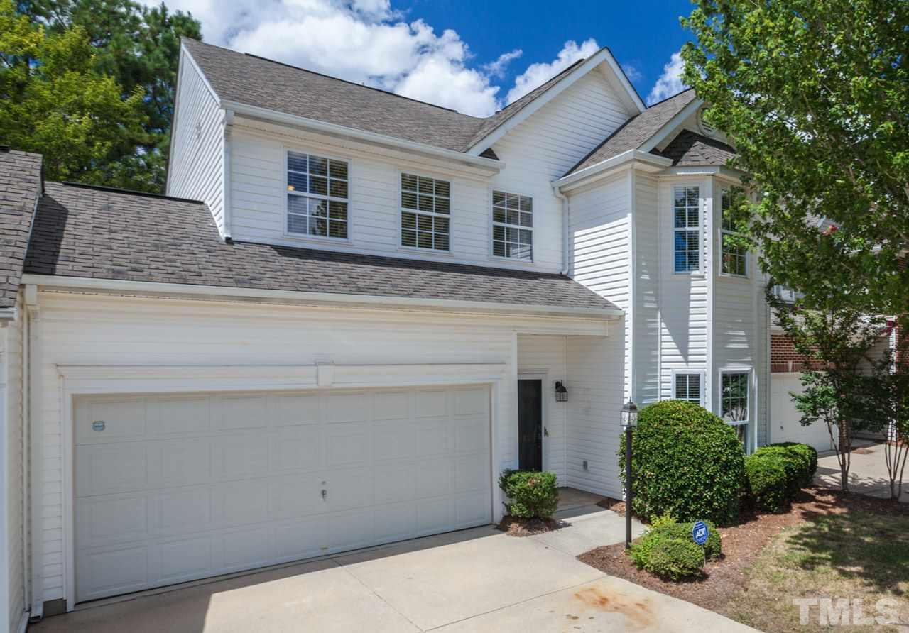 Photo of home for sale at 1035 Lake Moraine Place, Raleigh NC