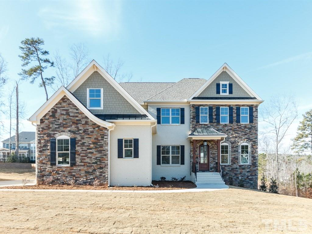 Photo of home for sale at 5105 Mankoma Terrace, Raleigh NC
