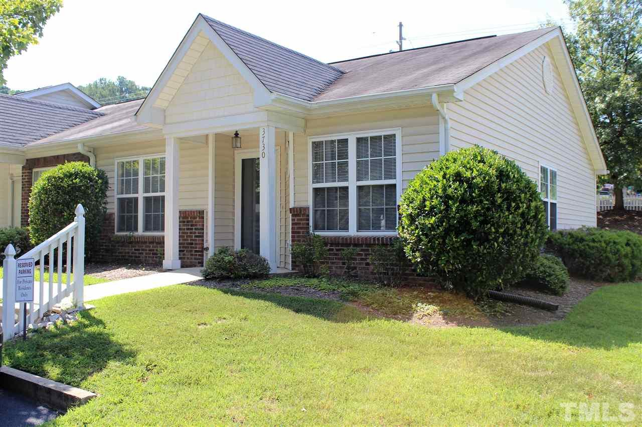 Photo of home for sale at 3730 Votive Lane, Raleigh NC