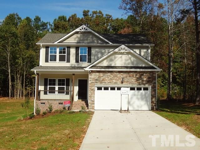 Photo of home for sale at 2131 Emerald Lane, Franklinton NC