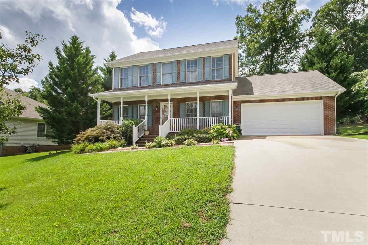 Photo of home for sale at 2309 Sunberry Drive, Graham NC