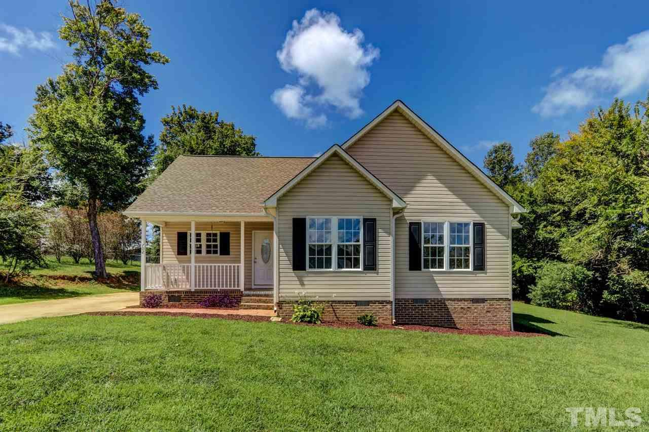 Photo of home for sale at 702 Wendy Drive, Graham NC