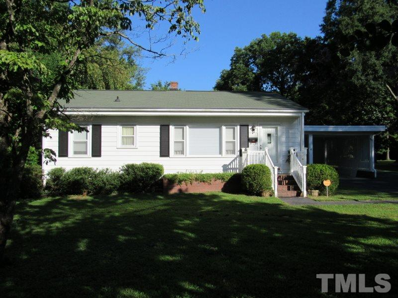 Photo of home for sale at 3403 Duke Homestead Road, Durham NC
