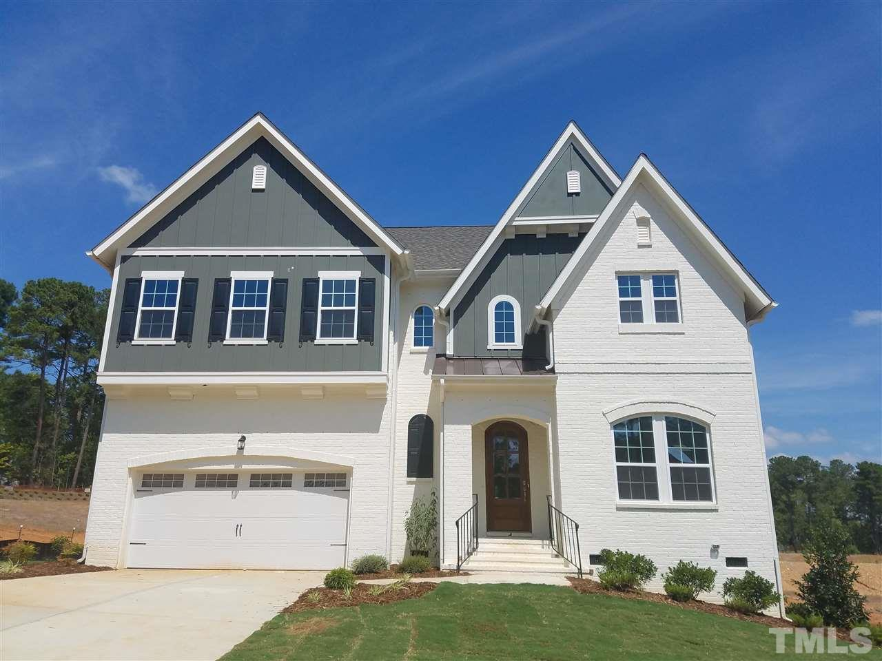 Photo of home for sale at 5264 Aleppo Lane, Raleigh NC