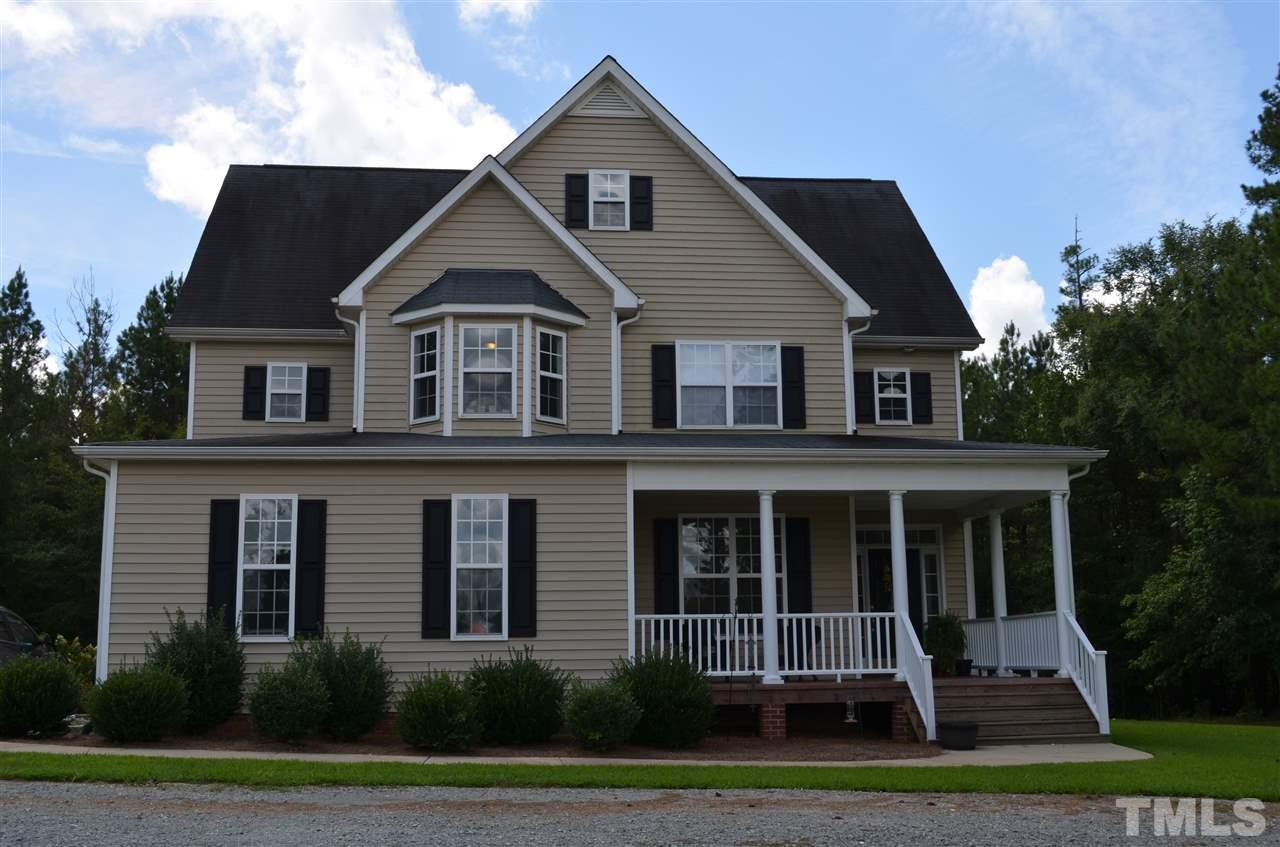 Photo of home for sale at 141 Lauren Rose Lane, Pittsboro NC