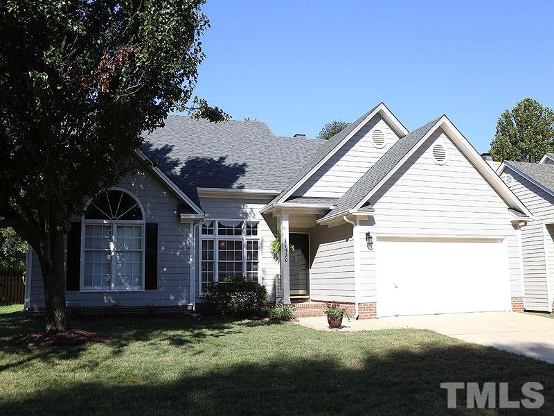 Photo of home for sale at 11320 Radner Way N, Raleigh NC