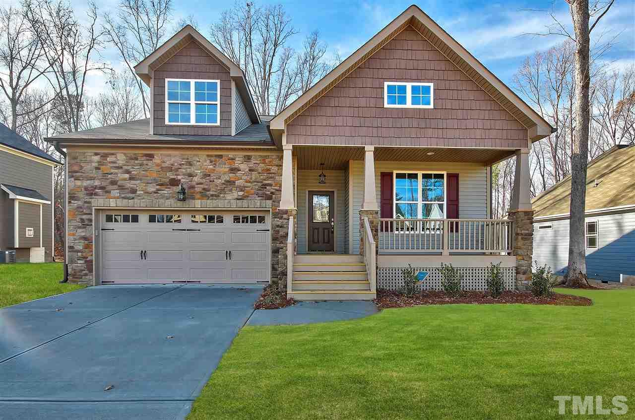Photo of home for sale at 55 Kilkee Lane, Youngsville NC