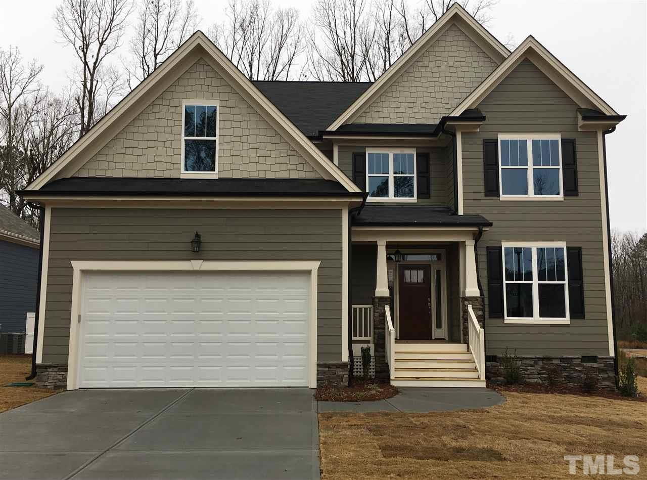 Photo of home for sale at 75 Kilkee Lane, Youngsville NC