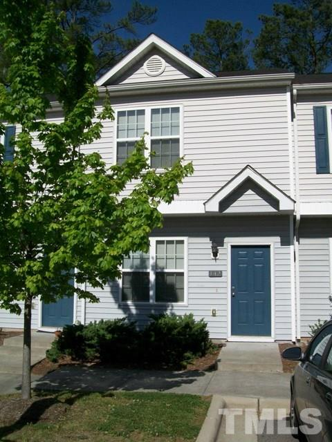 Photo of home for sale at 147 Blue Crest Lane, Durham NC