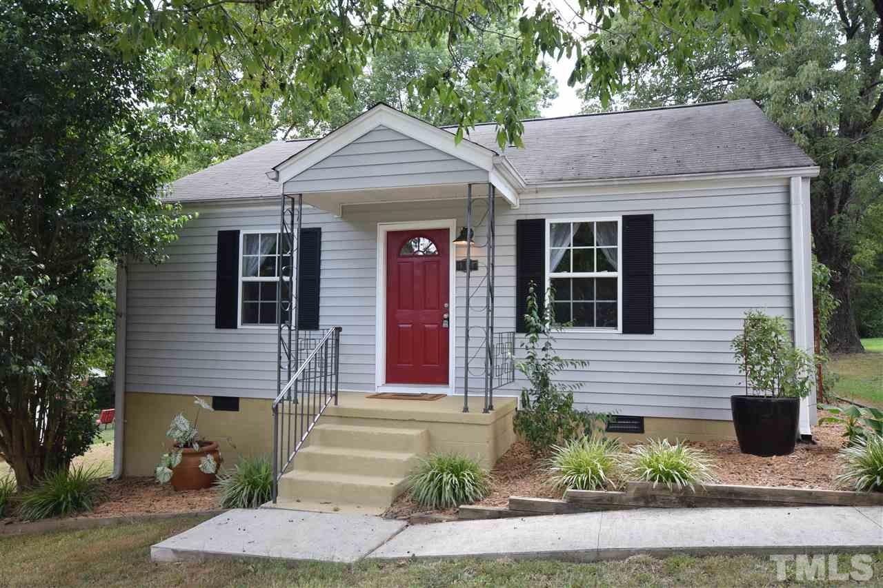 Photo of home for sale at 117 Franklin Street, Graham NC