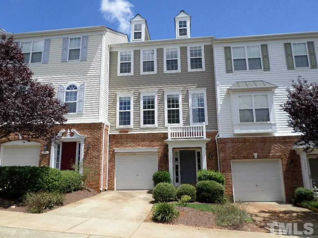 Photo of home for sale at 7244 Corvette Court, Raleigh NC