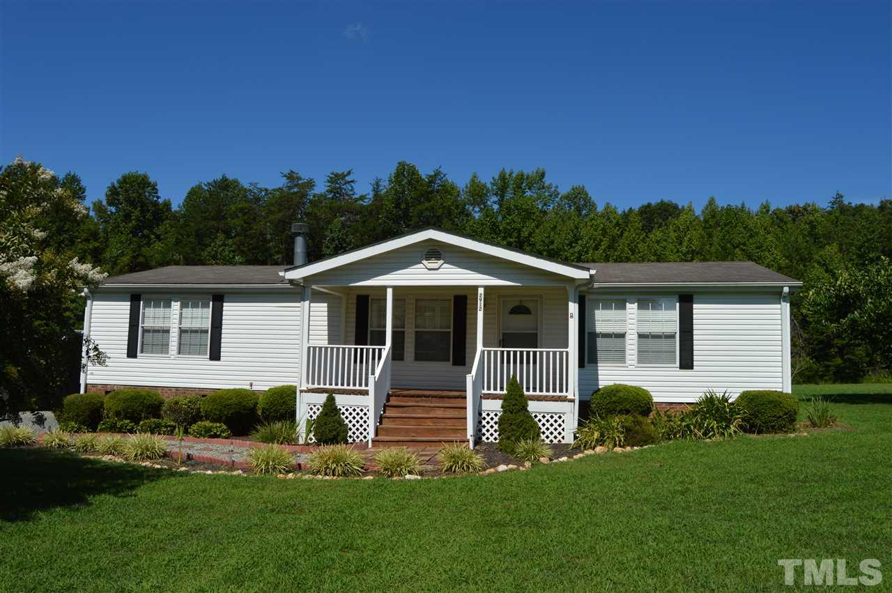 Photo of home for sale at 2912 Ballpark Drive, Efland NC