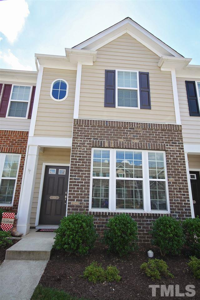 Photo of home for sale at 826 Cupola Drive, Raleigh NC